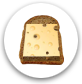 Brood met hartig beleg