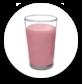 Zoete Melkdrank